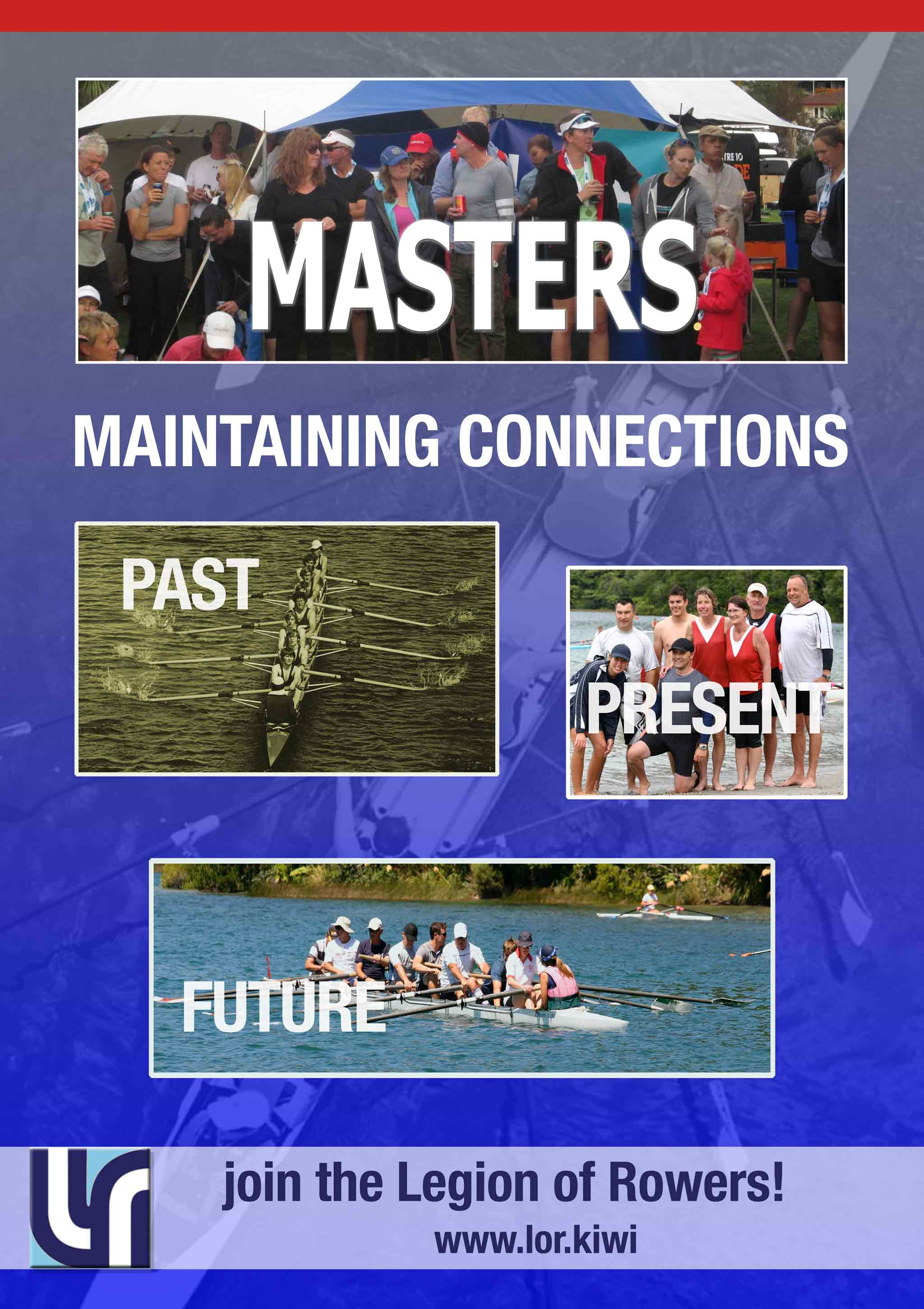 Masters – Past, Present and Future